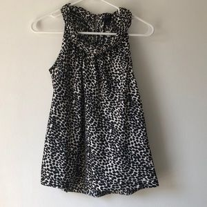 2for$25 Banana Republic Animal Print Top